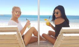 POP UP BEACH BAR
