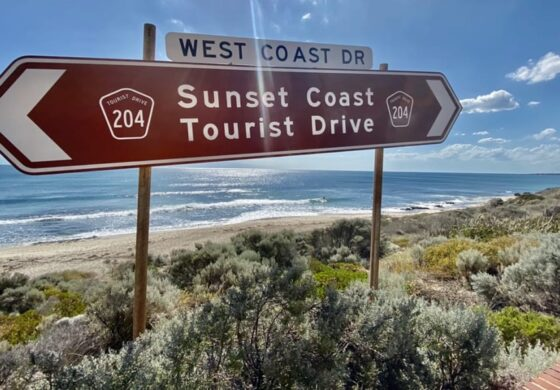 SUNSET COAST DRIVE